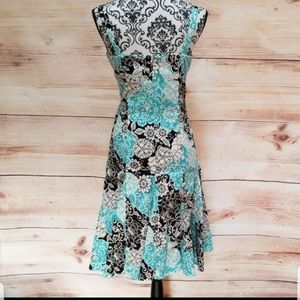 madison leigh Dresses - Madison Leigh Floral Summer Dress size 10